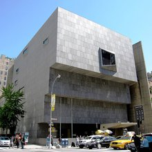 New York City Welcomes New Exhibition Space, The Met Breuer