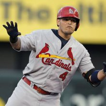 Fans, and Matheny, respond to ad attacking Cardinals' catcher : Sports
