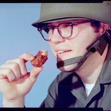 The Combat Ration Collectors Who Eat Decades-Old Military Meals