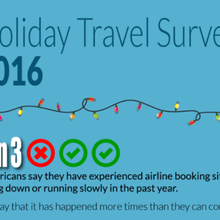 Report: One third of Americans experienced airline booking site frustrations this year - SD Times