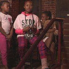 Nine-Year-Old shooting victim speaks