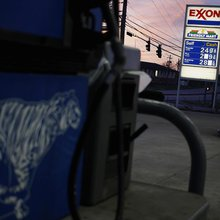 Exxon Mobil posts earnings of 67 cents a share vs 63 cents estimate