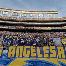 The history of the NFL in Los Angeles