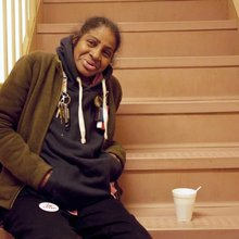 Article + video: This college student teaches philosophy to homeless women.