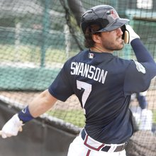 Atlanta Braves Lineup: Who Hits in the 2 Hole? Dansby or DatDude?