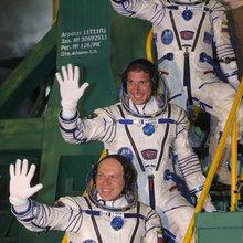 Russian-U.S. space partnership stays on track