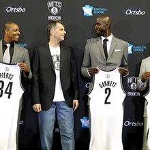 Mikhail Prokhorov, Brooklyn Nets continue their championship quest