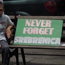 'Justice Is Slow But Reachable': Commemoration Held Near UN in Honor of Srebrenica Genocide Victi...