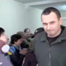 European filmmakers call on Putin to release Ukrainian director Oleg Sentsov