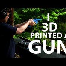 I 3D Printed a Gun | Mashable