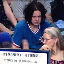 Hey, baseball fans: Quit cracking on Jack White!