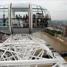 The Bigger Ferris Wheels Get, the More Cash Flows
