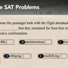 Can You Answer These SAT Problems Correctly?
