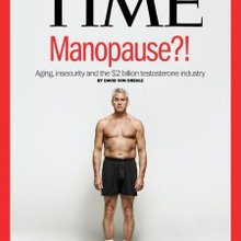 "Does ""Manopause"" really warrant one of TIME's 52 covers this year?"