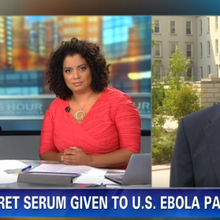 Ebola news notes, including ethical questions for CNN