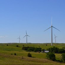 Turbines near Broken Bow bring benefits - but not to neighbors dealing with their noise, size, 's...