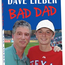 Bad Dad, a true crime book by Dave Lieber