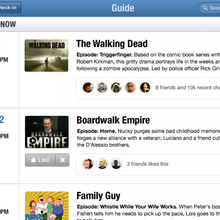 GetGlue Hits 3M Users, Debuts Updated Discovery-Focused iPad App