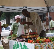 Race, Class, Food at the West Broad Market Garden