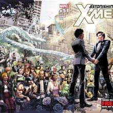 AP: Marvel Comics plans wedding for gay hero Northstar - Modern Mythology
