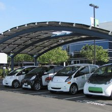 Companies Marry EV Charging and Solar Power - AutoObserver