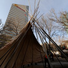 Much of Edmonton's 4,500 years of aboriginal prehistory in storage