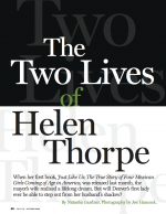 The Two Lives of Helen Thorpe | Natasha Gardner