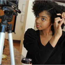 For African-Americans, 'Going Natural' Can Require Help
