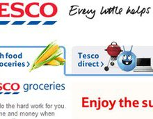 Tesco web security 'flaw' probed