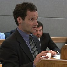 Justices hear appeal of dismissed civil suit stemming from Juneau murder