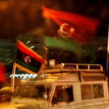 Independence Day Parade, Benghazi-Style : NPR
