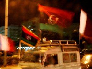 Independence Day Parade, Benghazi-Style : NPR