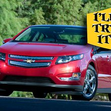 7 days with the Chevy Volt: Gas-free and fully charged
