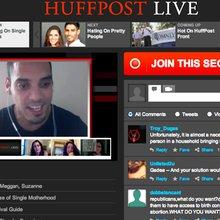 Overdosing on HuffPost Live