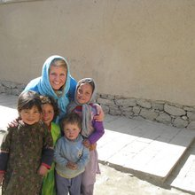 A teacher's Afghan mission