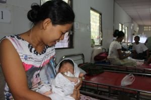 Myanmar's women desperate for health care after decades of government neglect