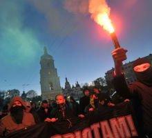 Ukraine's nationalist party embraces Nazi ideology