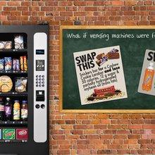 Don't Blame the Vending Machine!