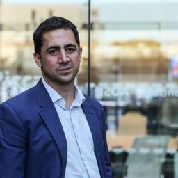 Arif Durrani on Muck Rack