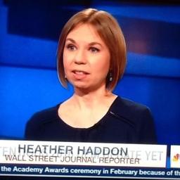 Heather Haddon on Muck Rack