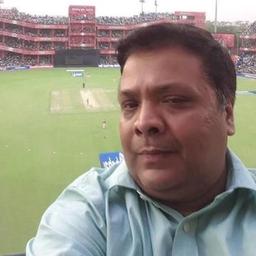 Aasheesh Sharma on Muck Rack