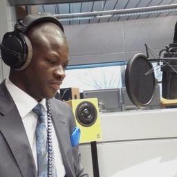 Saleh Mwanamilongo on Muck Rack