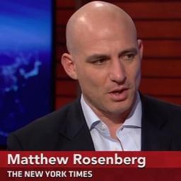 Matthew Rosenberg on Muck Rack