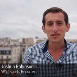 Joshua Robinson on Muck Rack