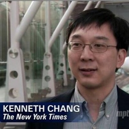Kenneth Chang on Muck Rack