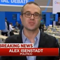 Alex Isenstadt on Muck Rack