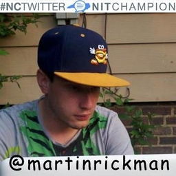 Martin Rickman on Muck Rack