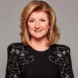 Arianna Huffington on Muck Rack