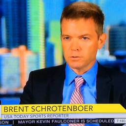 Brent Schrotenboer on Muck Rack