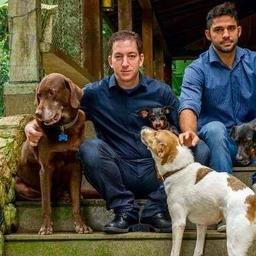 Glenn Greenwald on Muck Rack